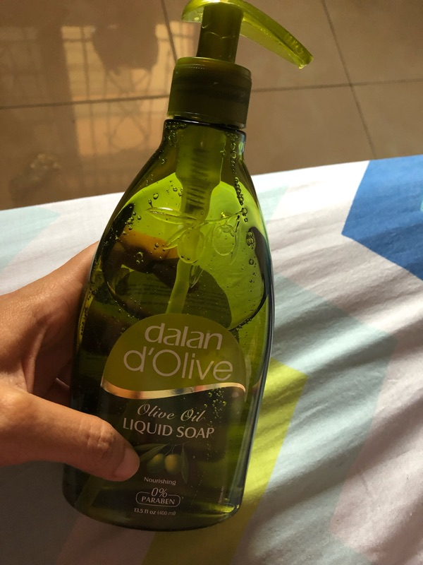 Dalan d'Olive Liquid Soap 400ml