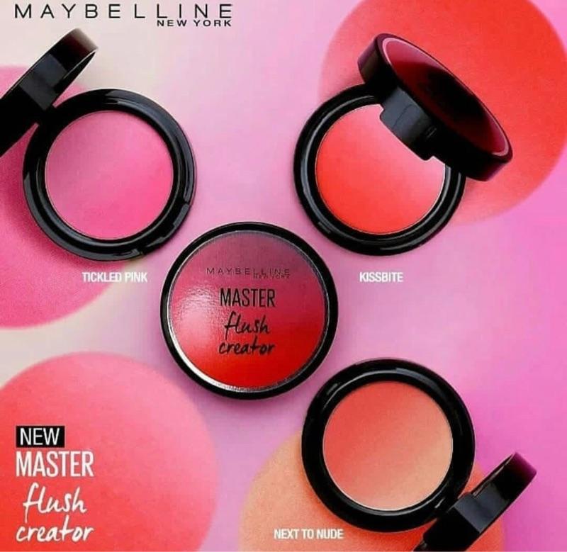 Maybelline Master Creator Blush