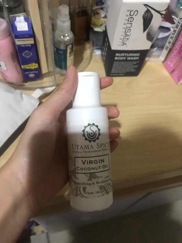 Utama Spice Virgin Coconut Oil