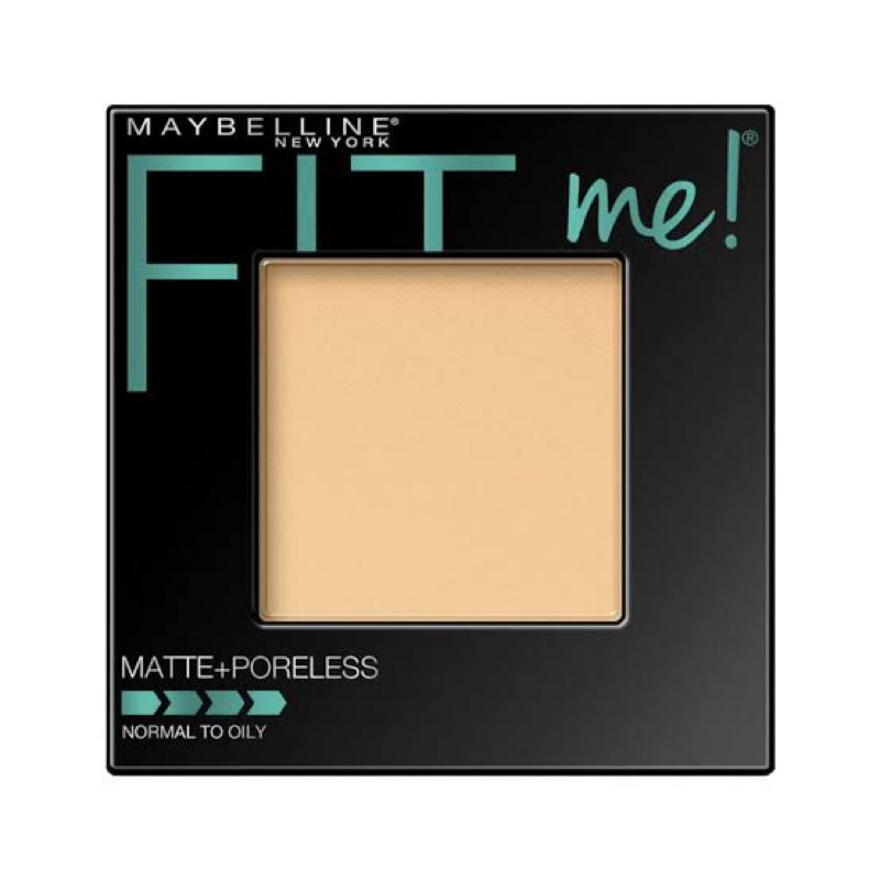 Maybelline Fit Me Set Smooth Powder