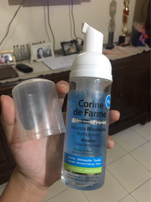 Corine de Farme Micellar Cleansing Foam