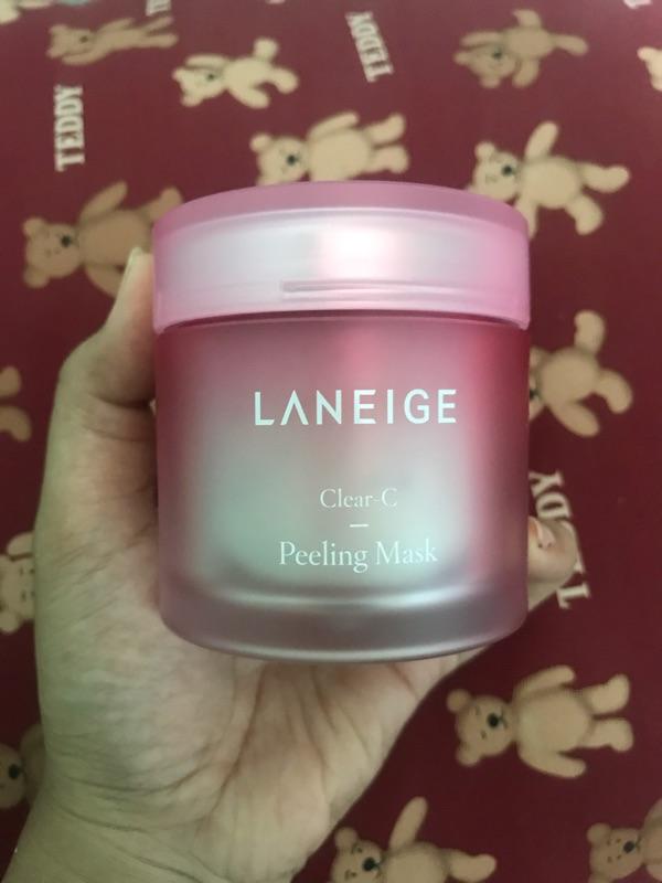 Laneige Clear-C Peeling Mask