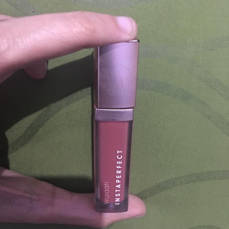 Wardah Instaperfect Mattesetter Lip Matte Paint