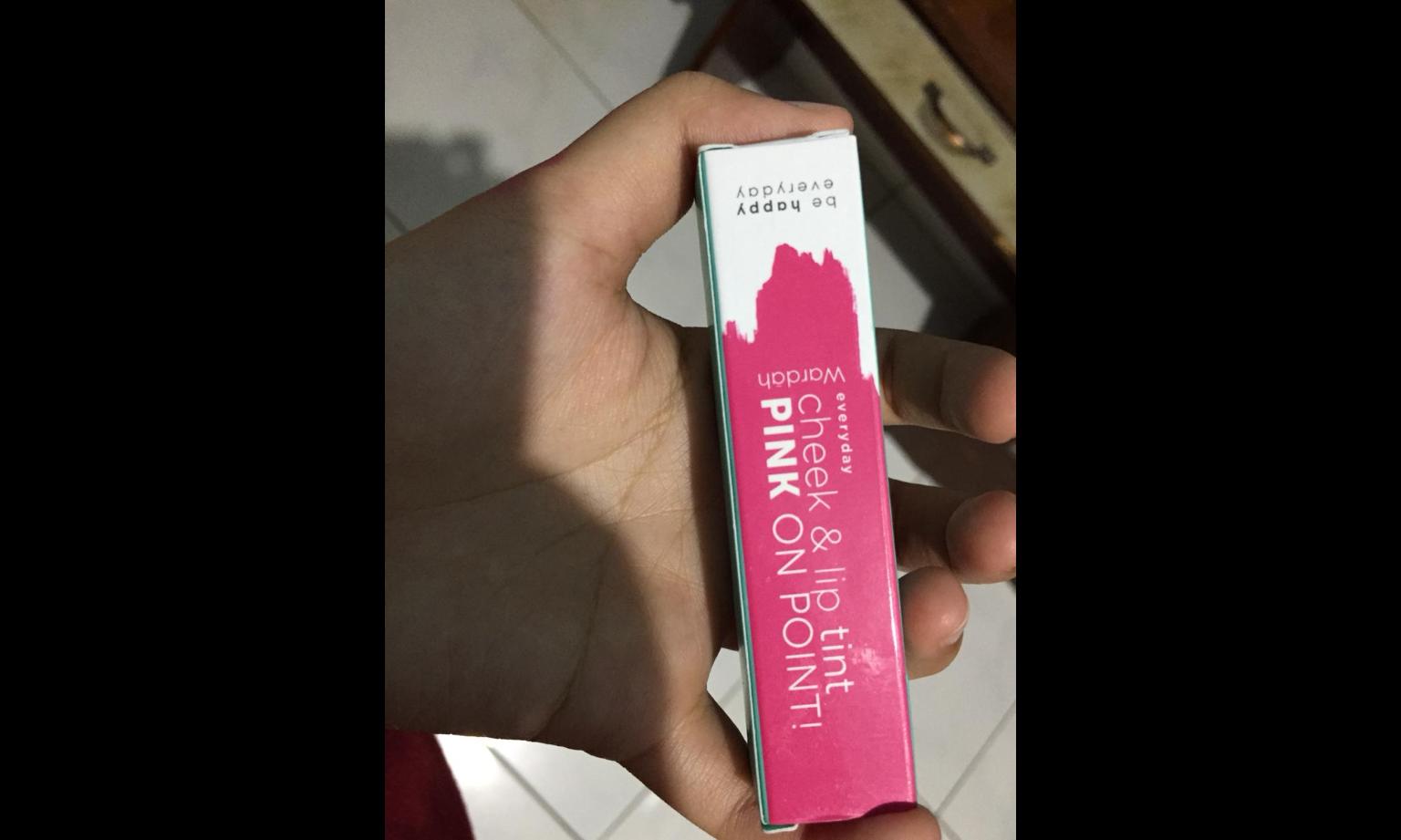 Wardah Everyday Cheek and Lip Tint