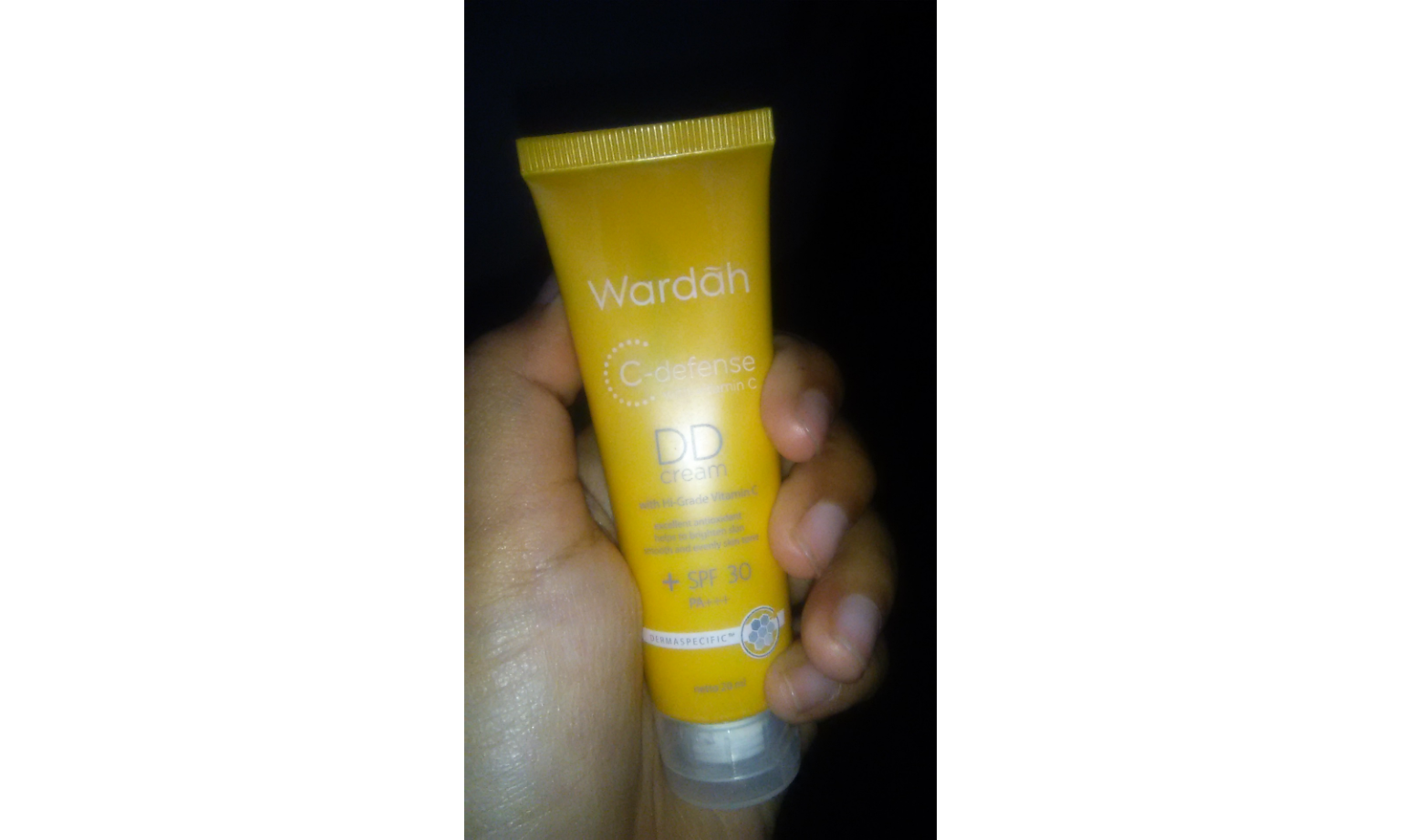 Wardah C-Defense DD Cream 20ML