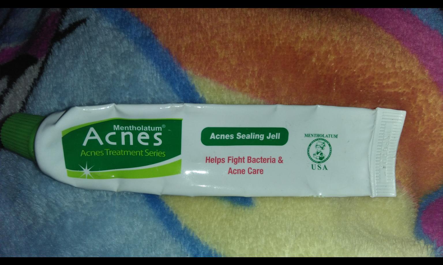 Acnes Acnes Sealing Gel