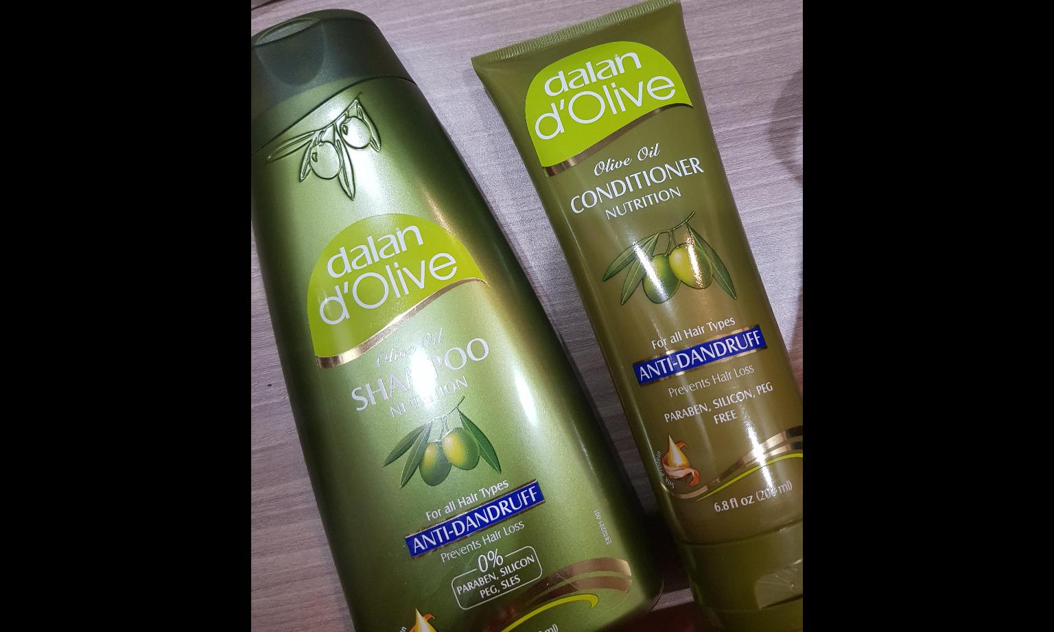 Dalan d'Olive Anti-Dandruff Shampoo