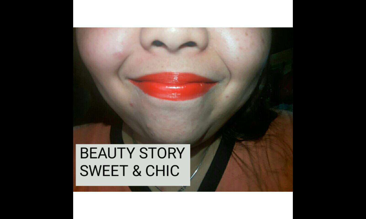 Beauty Story Lipstick Sweet & Chic