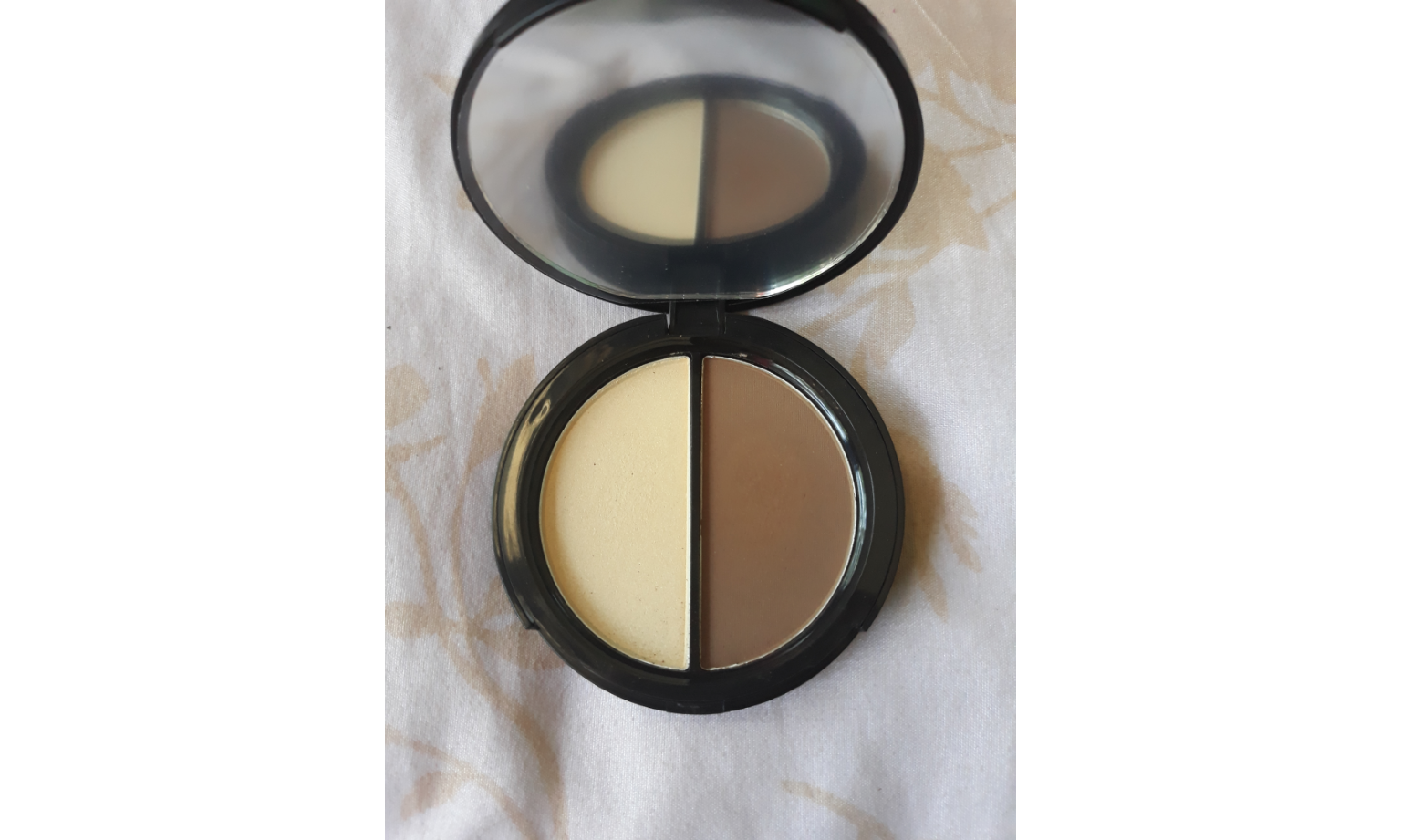 FOCALLURE Bronzer & Highlighter Duo