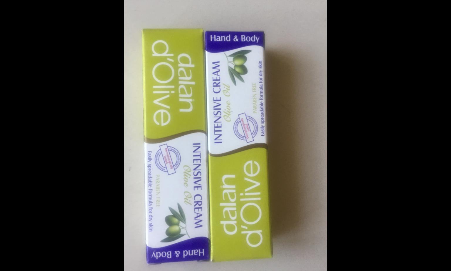 Dalan d'Olive Olive Oil Intensive Care Cream