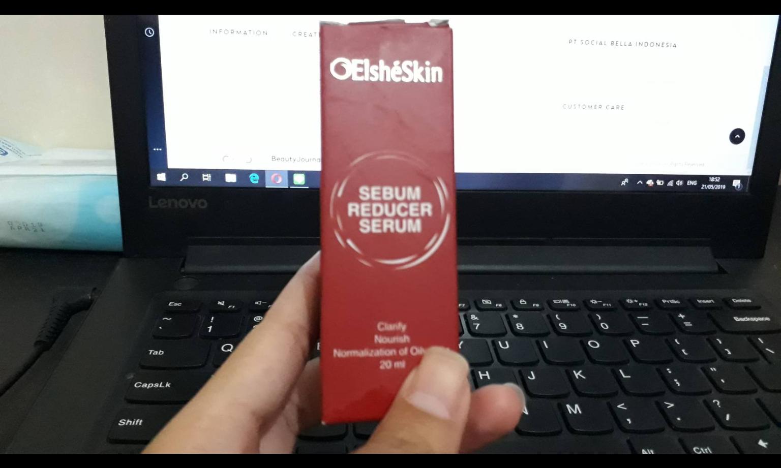 ElshéSkin Sebum Reducer Serum