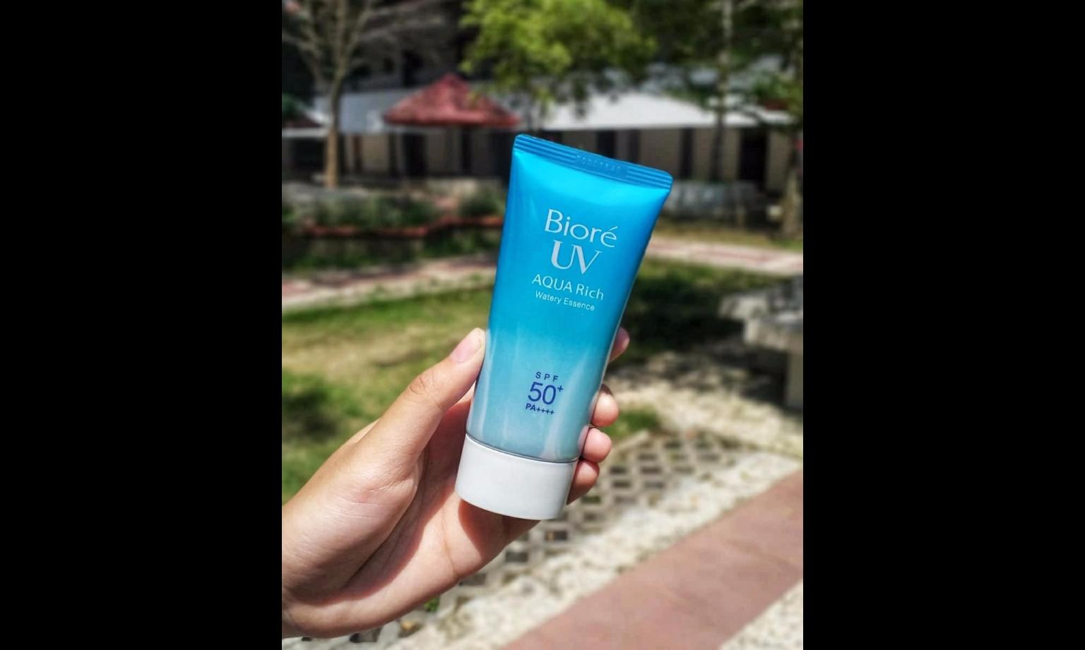 Biore UV Aqua Rich Watery Essence SPF 50