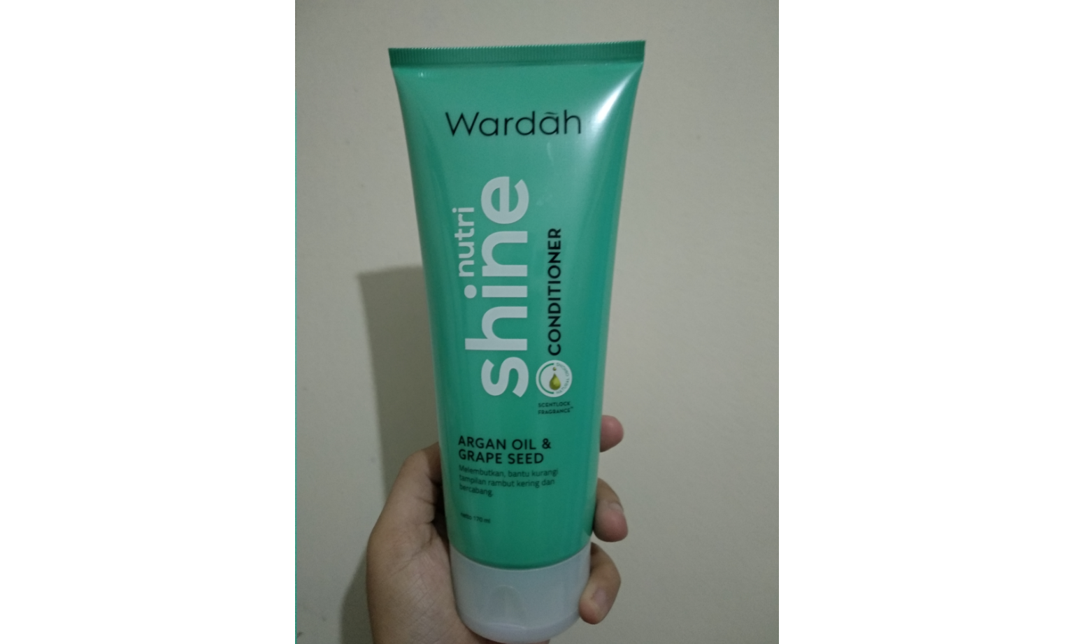 Wardah Conditioner Nutri Shine