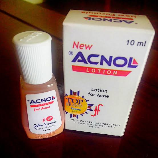 Review Acnol Acnol Lotion